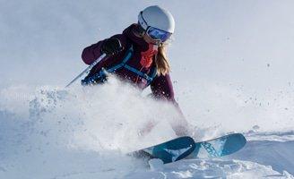 SKI, TOURSKI & SNOWBOARD