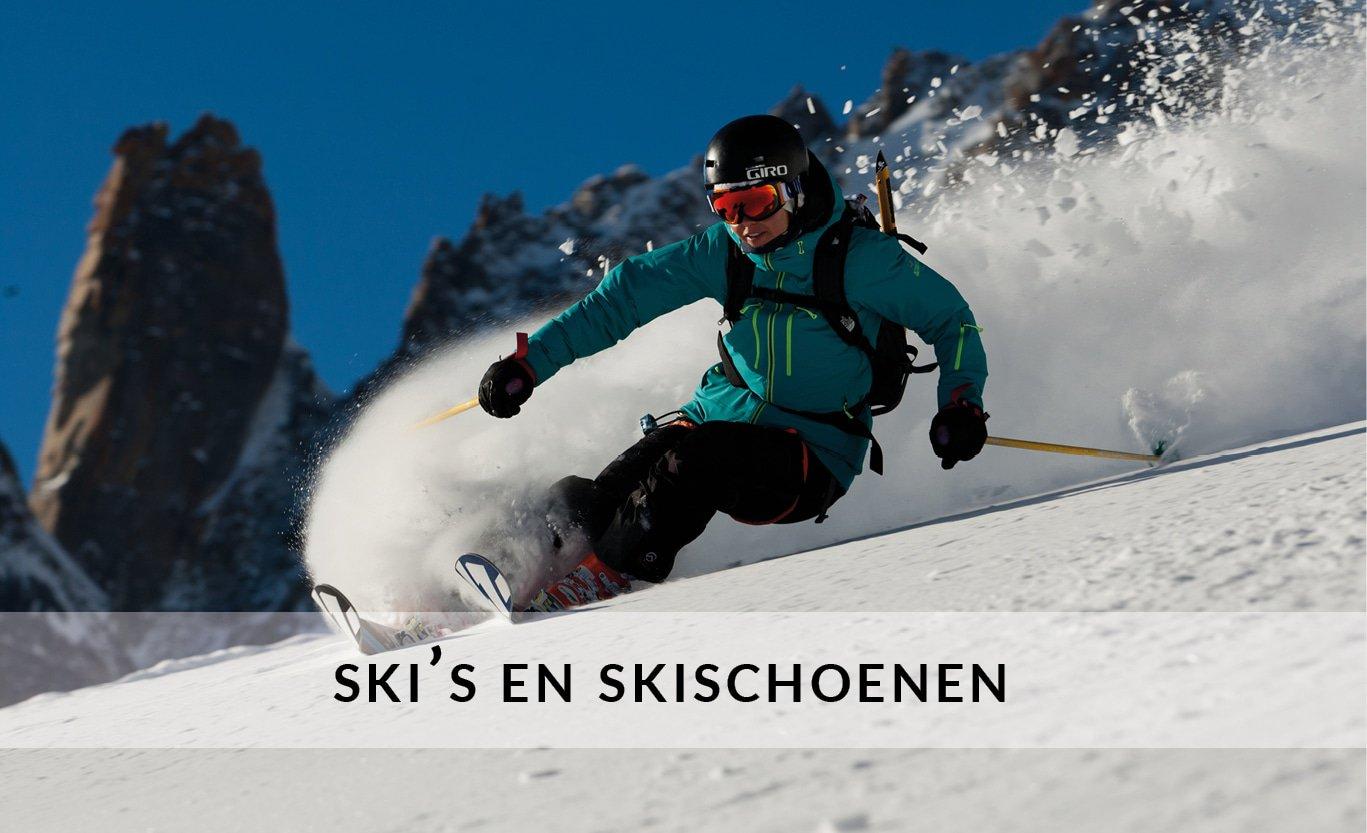 ski's & skischoenen