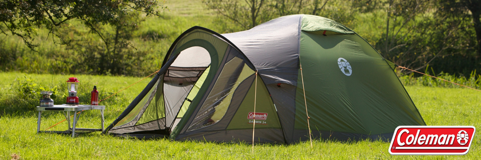 Coleman | Tenten en alles voor kamperen | OutdoorXL
