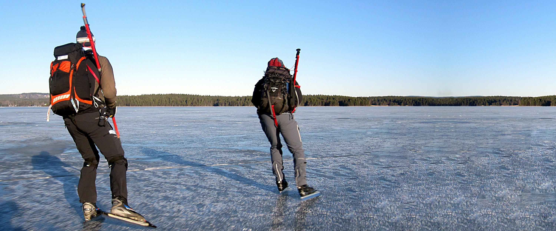 Zweeds schaatsen