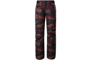 New Taupe Green Palms Print-TNF Black-swatch