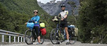 Maak een test-rit op Santos fiets