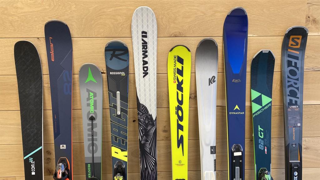 De 10 meest verrassende ski's van dit seizoen   OutdoorXL