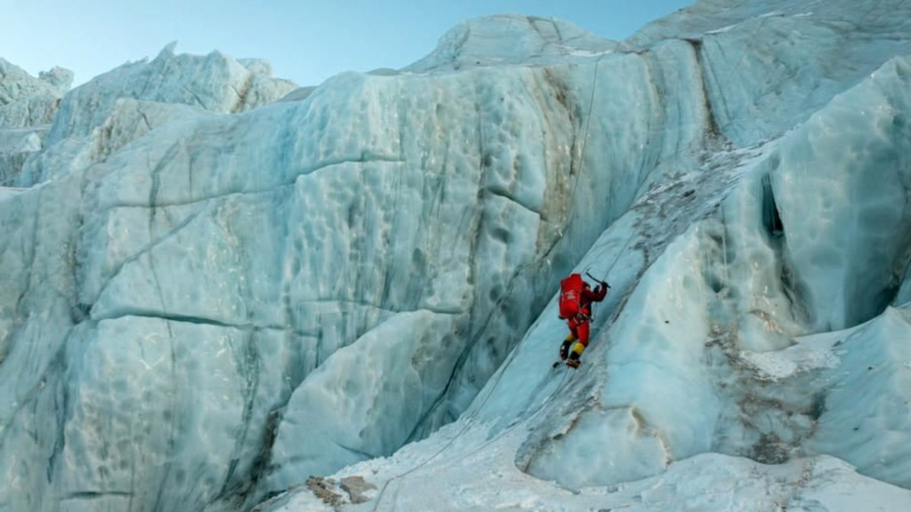 Khumba Ice fall 1