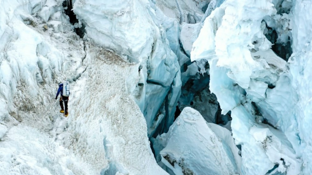 Khumba Ice fall 2