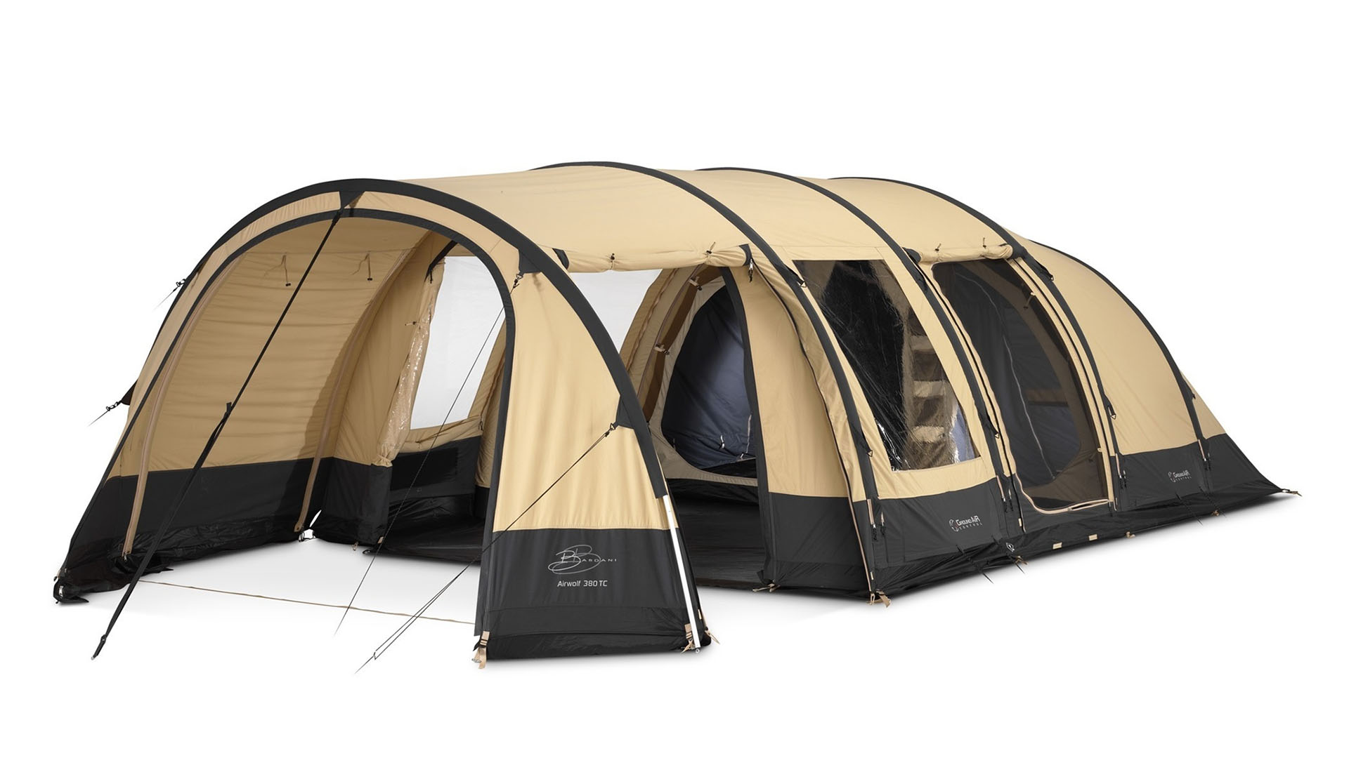 Verwonderend De Airwolf 3000 TC tent van Bardani is een praktische tent voor 4 IR-96